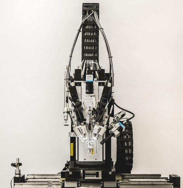 neuralink 4 machine