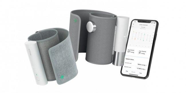 withings bpm core ecg blood pressure monitor