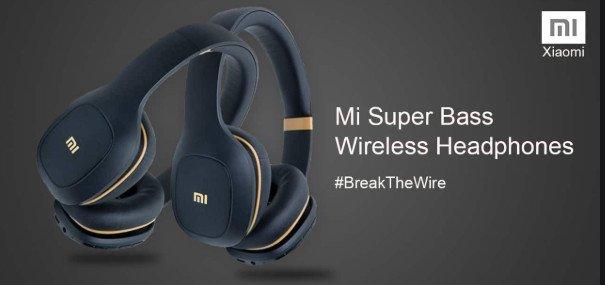 Nová bezdrátová sluchátka Xiaomi potěší hutnými basy a cenou