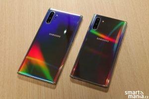 Galaxy Note 10 Aura Glow