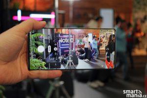 Fotoaparát na Galaxy Note 10
