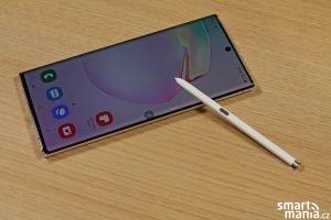 Note 10 a pero S Pen