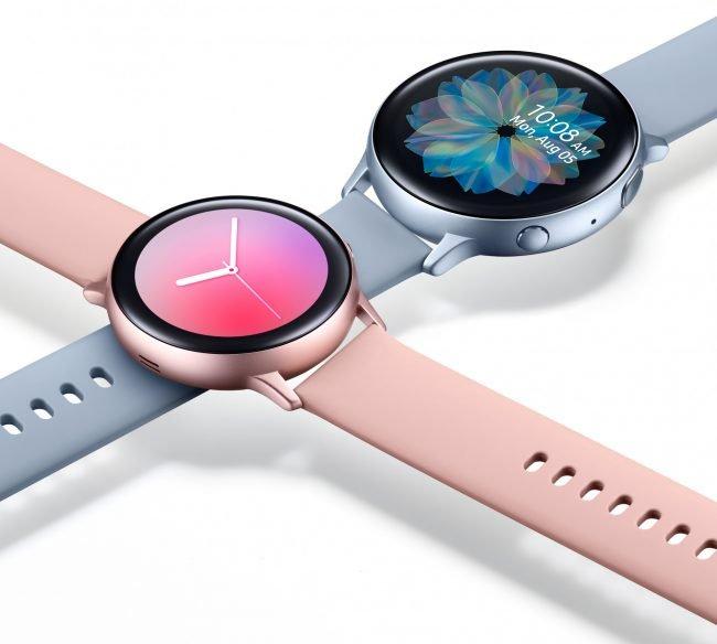 Galaxy Watch Active 2 5
