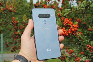 LG G8s ThinQ 8