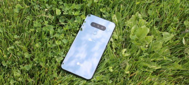 LG G8s ThinQ recenze