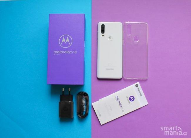 Motorola One Action 7