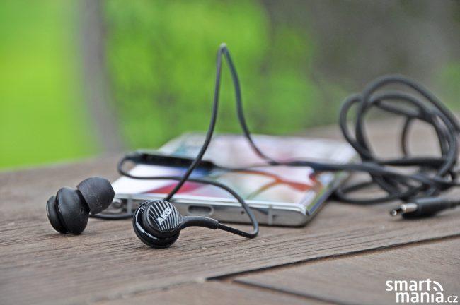 Samsung Galaxy Note 10 - sluchátka