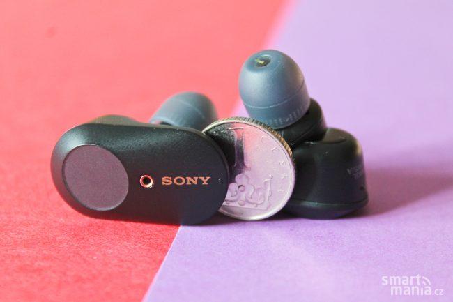 Sony WF 1000XM3 sluchatka 11