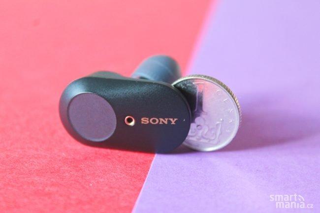 Sony WF 1000XM3 sluchatka 12