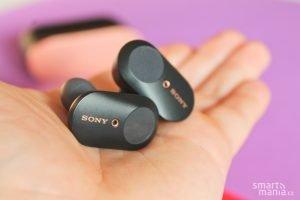 Sony WF 1000XM3 sluchatka 13