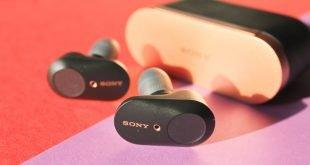 Sony WF 1000XM3 sluchatka 18