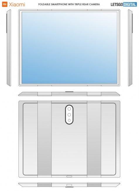 Xiaomi foldable 3