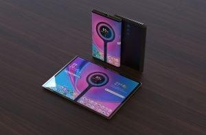 Xiaomi foldable 5