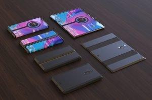 Xiaomi foldable 8