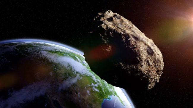 asteroid zeme