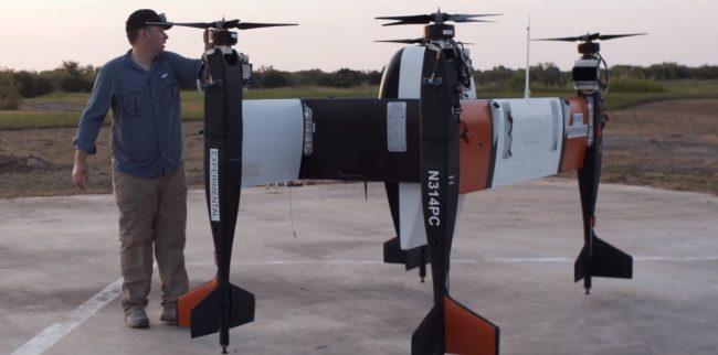bell apt70 dron