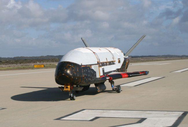 boeing x37 raketoplan