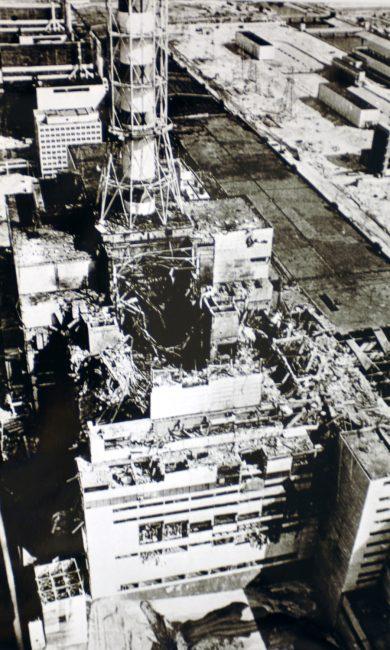 cernobyl reaktor 4