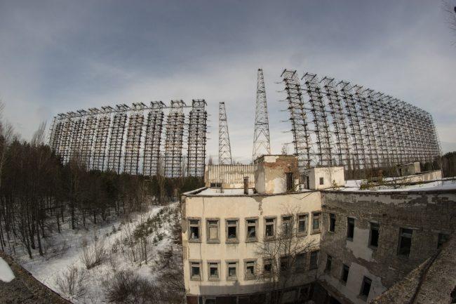 duga radar panorama