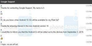 google support 2