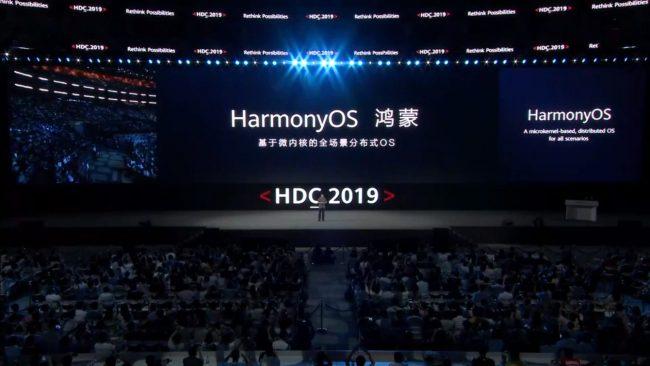 huawei harmonyos 3