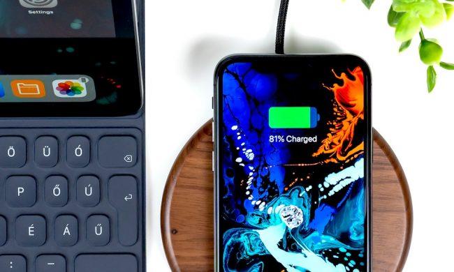 iphone charging wireless qi