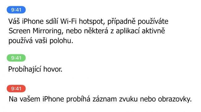 iphone ikonky