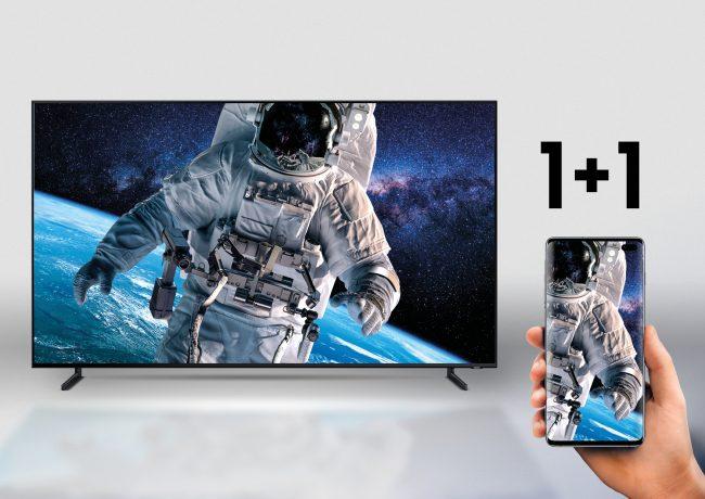 samsung TV S10 zdarma
