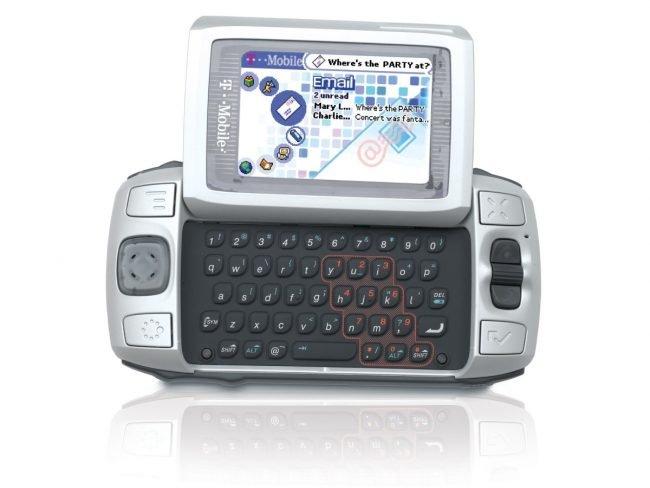 tmobile sidekick danger hiptop