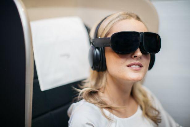 virtual reality british airways