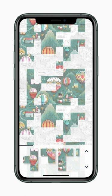 Appleapple arcade patterned