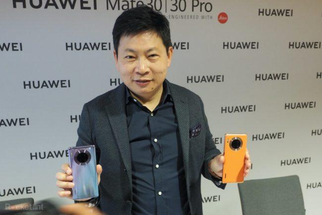 CEO Huawei Mate 30