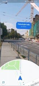 Google Mapy AR1