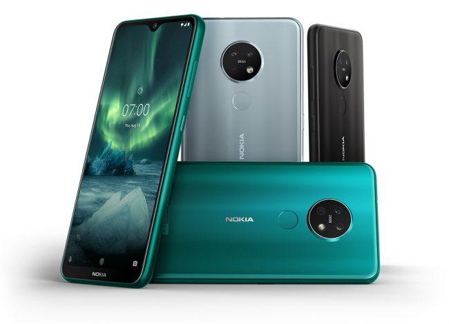 Nokia 7 2 1