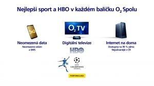O2 Spolu Sport HBO
