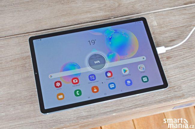 Samsung Galaxy Tab S6 19