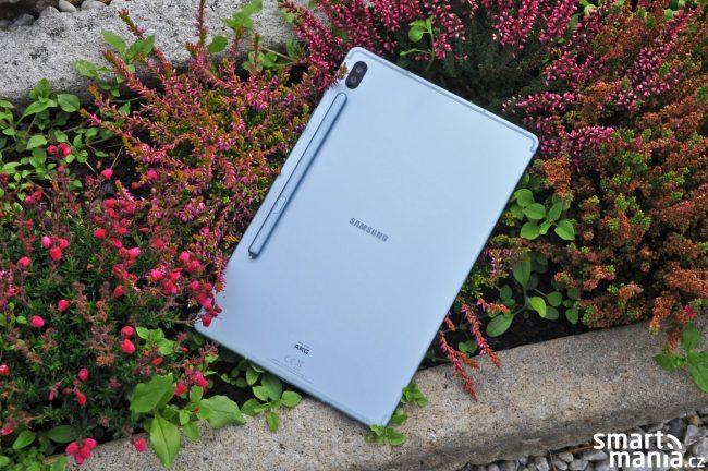Samsung Galaxy Tab S6 27