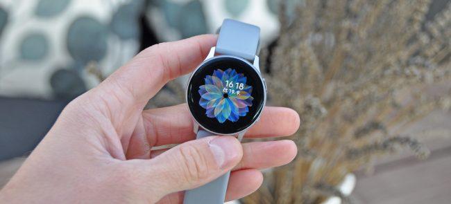 Samsung Galaxy Watch Active 2 recenze