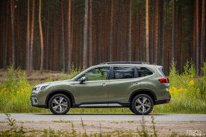Subaru Forester e BOXER 16