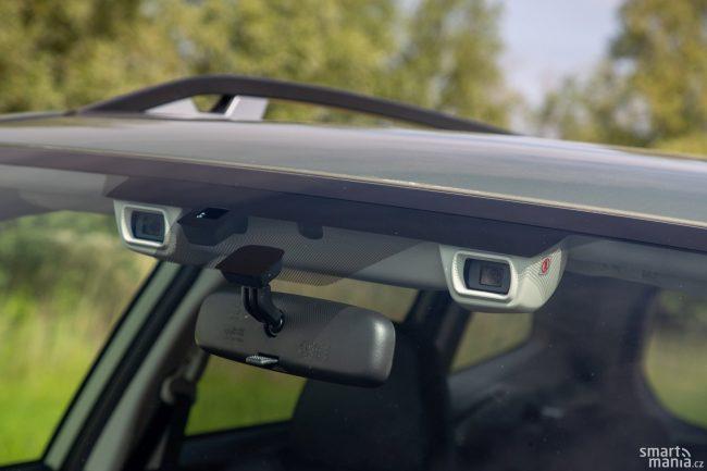 EyeSight je ve vozech Subaru už dlouhé roky.