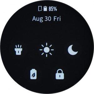 Xiaomi Amazfit GTR screen 03