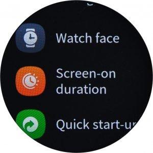 Xiaomi Amazfit GTR screen 04