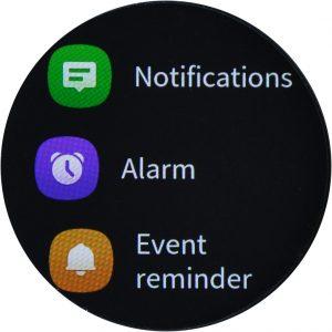 Xiaomi Amazfit GTR screen 07
