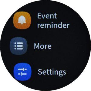 Xiaomi Amazfit GTR screen 08