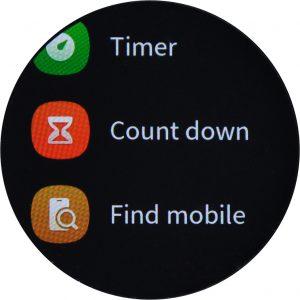 Xiaomi Amazfit GTR screen 10
