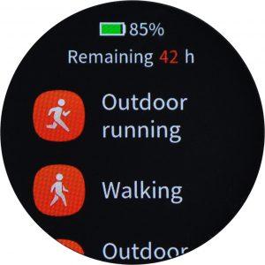 Xiaomi Amazfit GTR screen 13