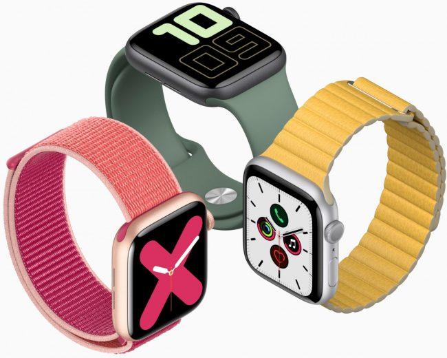 apple watch series 5 1