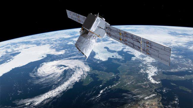 esa satelit vesmir