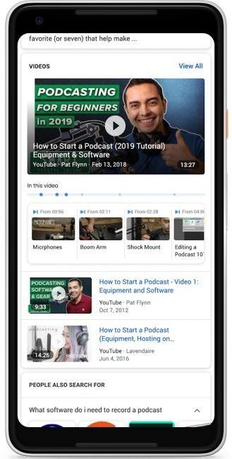 google search videa 1
