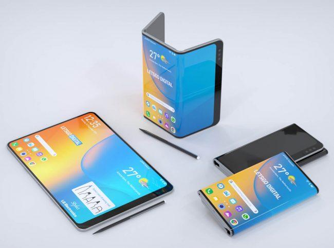 lg foldable smartphone 2